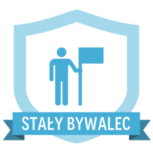 staly bywalec
